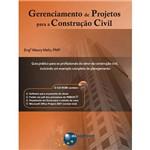 Livro - Gerenciamento de Projetos para a Construção Civil
