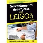 Livro - Gerenciamento de Projetos para Leigos