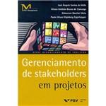 Livro - Gerenciamento de Stakeholders em Projetos