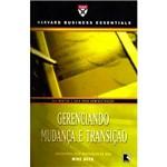 Livro - Gerenciando Mudança e Transição