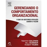 Livro - Gerenciando o Comportamento Organizacional