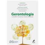 Livro - Gerontologia: os Desafios Nos Diversos Cenários da Atenção
