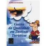 Livro - Gestão da Qualidade em Destinos Turísticos