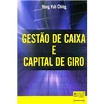 Livro - Gestão de Caixa e Capital de Giro
