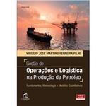 Livro - Gestão de Operações e Logística na Produção de Petróleo