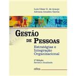 Livro - Gestão de Pessoas: Estratégias e Integração Organizacional