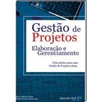 Livro Gestão de Projetos - Elaboração e Gerenciamento