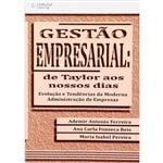Livro - Gestao Empresarial - de Taylor Aos Nossos Dias