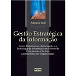 Livro - Gestao Estrategica da Informaçao