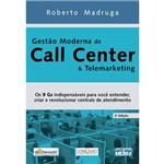 Livro - Gestão Moderna de Call Center e Telemarketing