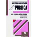 Livro - Gestão na Administração Pública, a