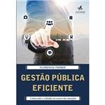 Livro - Gestão Pública Eficiente: Colocando o Cidadão no Centro das Atenções