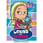 Livro - Go Girl - Louca por Música