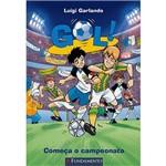 Livro - Gol: Comeca o Campeonato