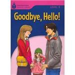 Livro - Goodbye, Hello! - Level 1