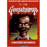 Livro - Goosebmps 8 - o Mistério do Boneco