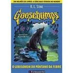 Livro - Goosebumps 12: o Lobisomem do Pântano da Febre