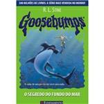 Livro - Goosebumps 21 - o Segredo do Fundo do Mar