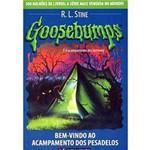 Livro - Goosebumps 15: Bem-vindo ao Acampamento dos Pesadelos