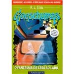 Livro - Goosebumps 25 - o Fantasma da Casa ao Lado