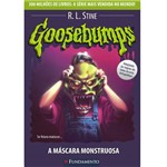 Livro - Goosebumps 23 - a Máscara Monstruosa