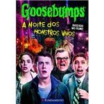 Livro - Goosebumps - a Noite dos Monstros Vivos