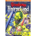 Livro - Goosebumps Horrorland - o Grito da Máscara Assombrada