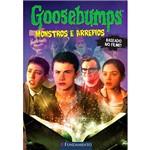 Livro - Goosebumps - Monstros e Arrepios