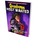 Livro - Goosebumps: Most Wanted 5 - Dr. Maniac Will See You Now