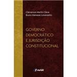 Livro - Governo Democrático e Jurisdição Constitucional