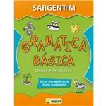 Livro - Gramática Básica - Língua Portuguesa - 1º Grau