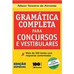 Livro - Gramática Completa para Concursos e Vestibulares [Edição Especial]