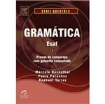 Livro - Gramática - Esaf