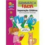 Livro - Gramática Fácil: Separação Silábica