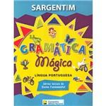 Livro - Gramática Mágica - Língua Portuguesa