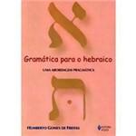 Livro - Gramática para o Hebraico - uma Abordagem Pragmática