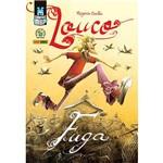Livro - Graphic MSP Louco: Fuga
