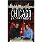 Livro - Great Book Of Chicago Sports Lists, The