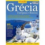 Livro - Grécia, Turquia e Rússia