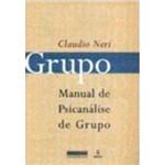 Livro - Grupo: Manual de Psicanálise de Grupo