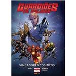 Livro - Guardiões da Galaxia: Vingadores Cósmicos