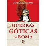 Livro - Guerras Góticas de Roma