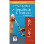 Livro - Guia Completo de Procedimentos e Competências em Enfermagem