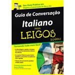 Livro - Guia de Conversação - Italiano para Leigos