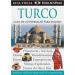 Livro - Guia de Conversação para Viagens - Turco