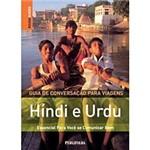 Livro - Guia de Conversação Rough Guide - Híndi e Urdu