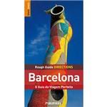 Livro - Guia Directions Barcelona