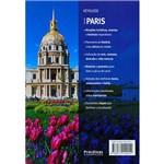 Livro - Guia Paris - KeyGuide - o País, Como Circular, Regiões, Informações, Mapas