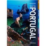Livro - Guia Portugal - KeyGuide - o País, Como Circular, Regiões, Informações, Mapas