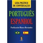 Livro - Guia Prático de Conversação: Português-Espanhol